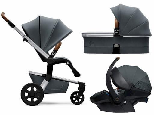 Trio carrinho de bebe Joolz